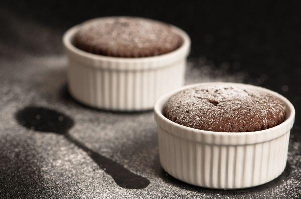 chocolate minicakes free recipe