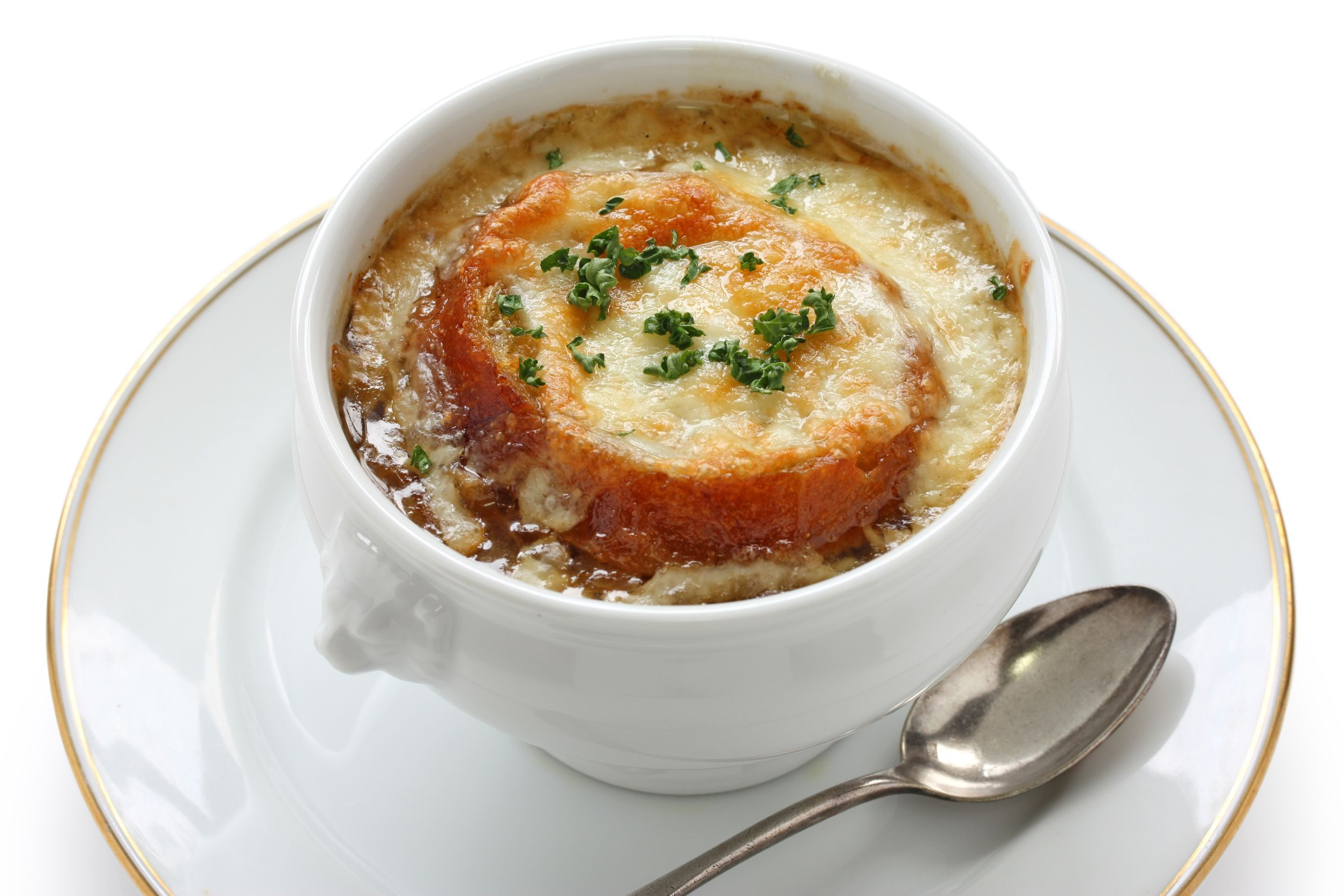 Starter Recipe: Perfect French Onion Soup - 12 Tomatoes