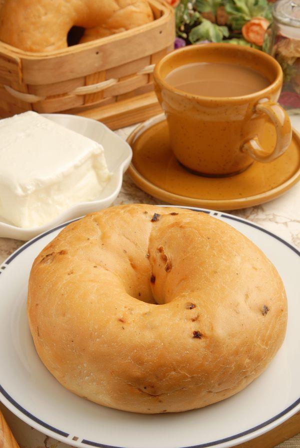 delicious bagel