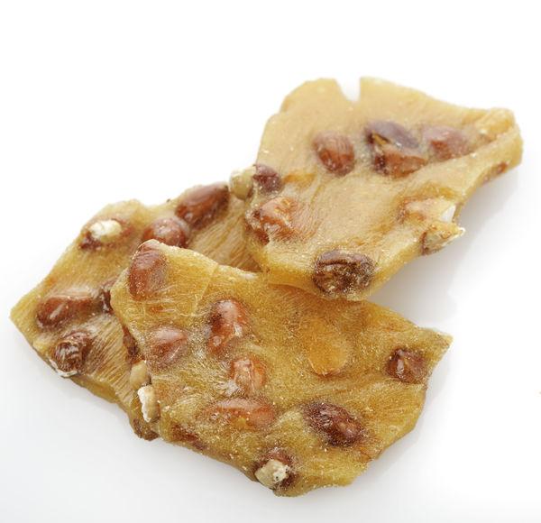 chipotle peanut brittle