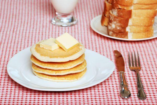 root beer pancakes