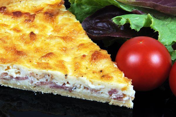 Quiche Recipe: Classic Lorraine