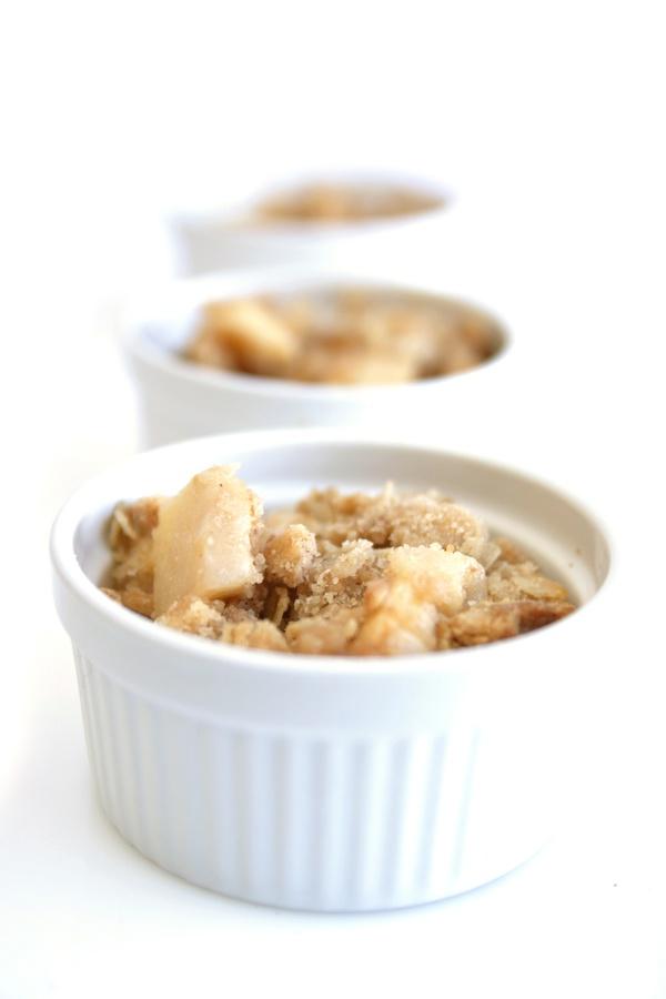Classic Dessert Recipe: Apple Crumble