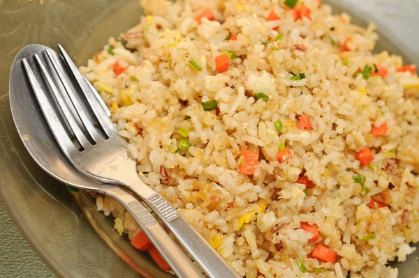 Chinese Recipe: Flavorful Fried Rice