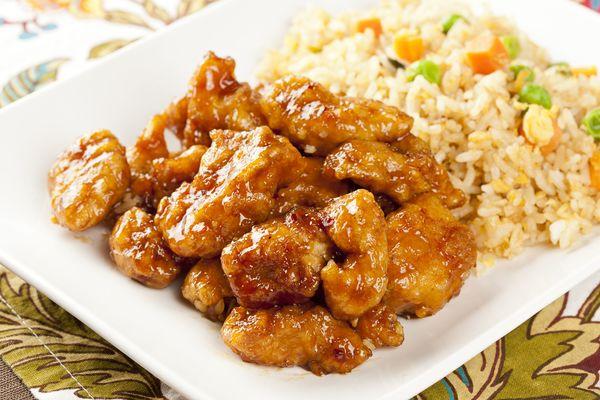 chinese recipe simple orange chicken