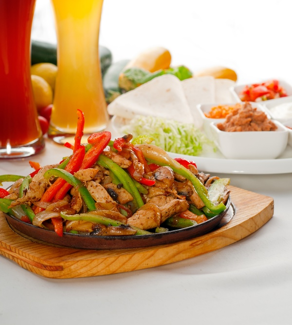 Mexican Recipe: Chicken Fajitas