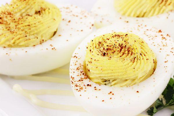 Classic Party Recipe: Deviled Eggs