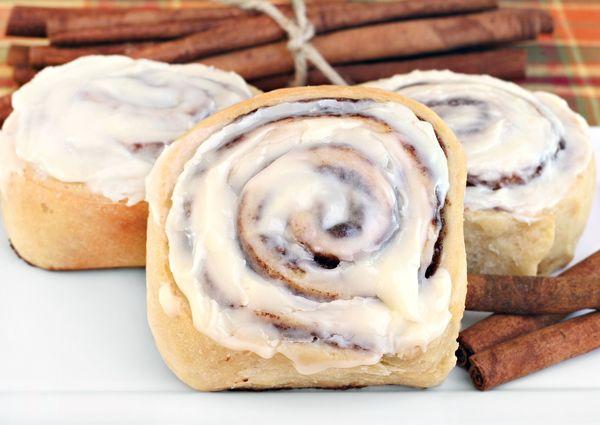 Sweet & Simple Recipe: Cinnamon Buns