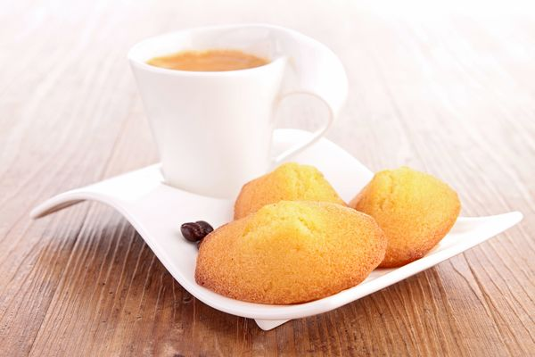 Cookie Recipe: Tea-Infused Madeleines
