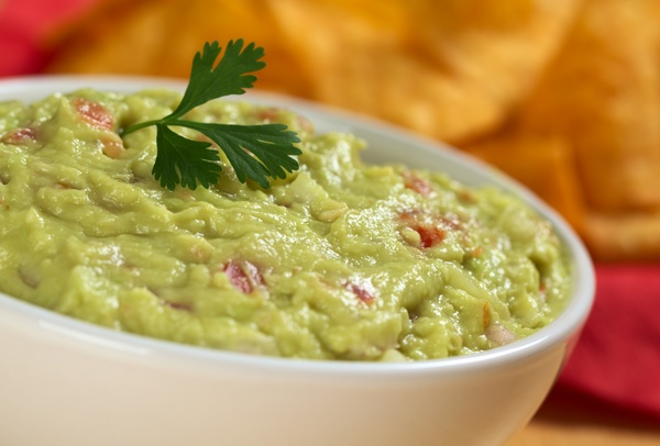 Healthy Appetizer Recipe: Light Guacamole