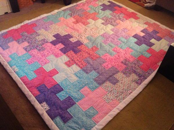 Puzzle Piece Quilts: A Closer Looks At These Puzzling Beauties!