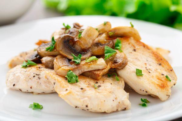 French Recipe: Chicken Fricassee