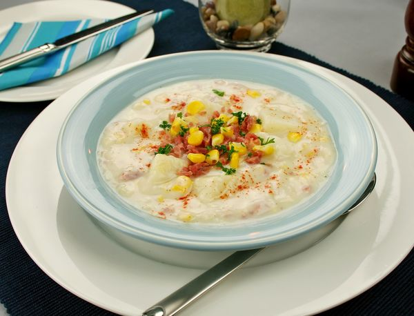 The Ultimate Corn Chowder Recipe! One Of The Tastiest Ways ...