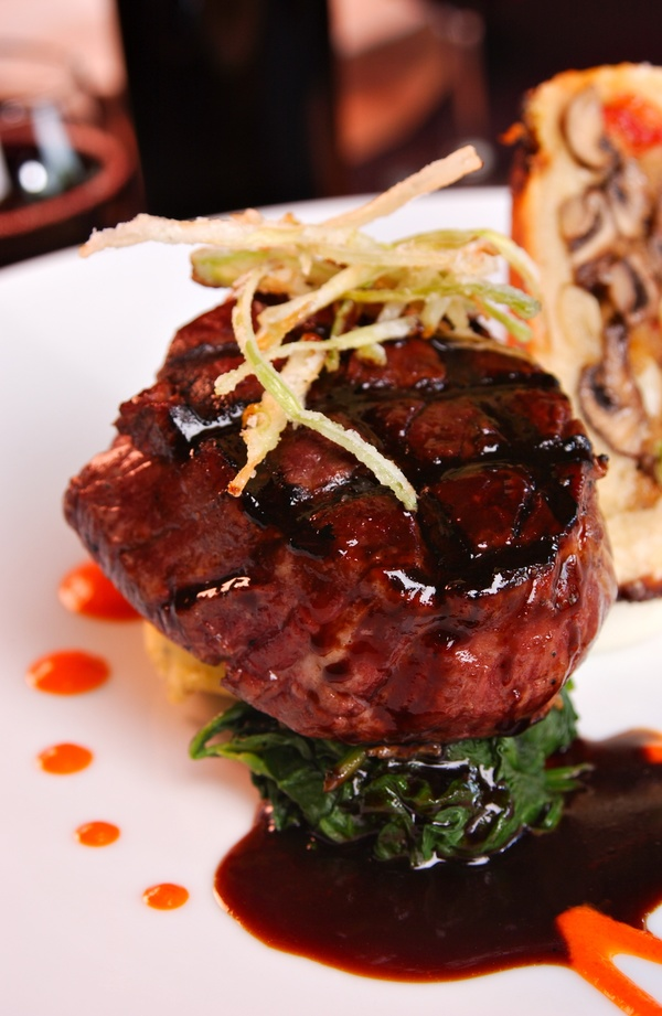 Meaty Main Course: Filet Mignon with Balsamic Glaze – 12 ...