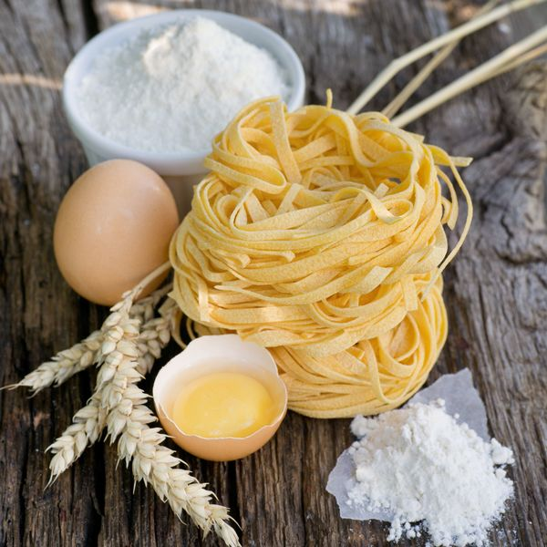 Pasta From-Scratch: Simple Egg Noodle Recipe