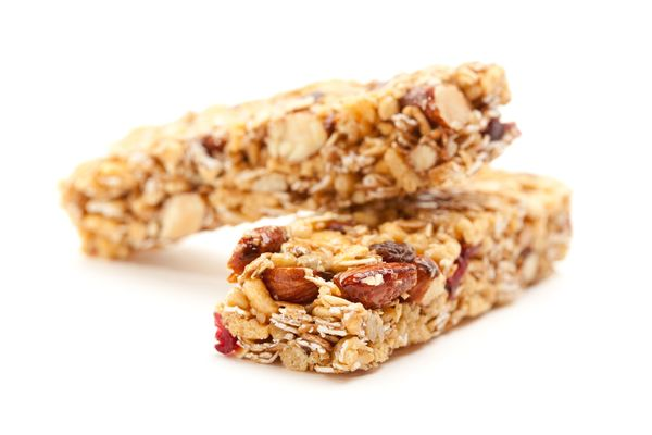 Snack Recipe: Granola Bars On-the-Go