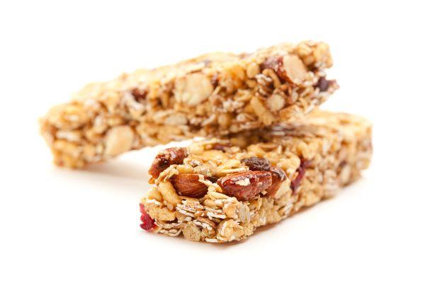 Snack Recipe: Granola Bars On-the-Go