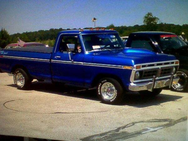 ford f140 1970