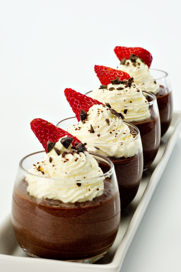Easy Vanilla Mousse Cake Recipe