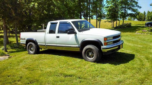 1999 chevy truck