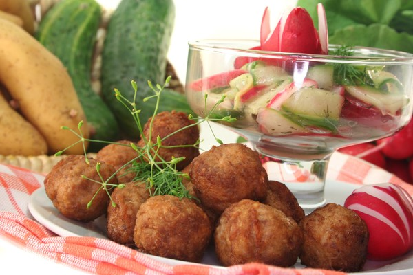 Creative Meatball Recipe: Swedish Meatballs