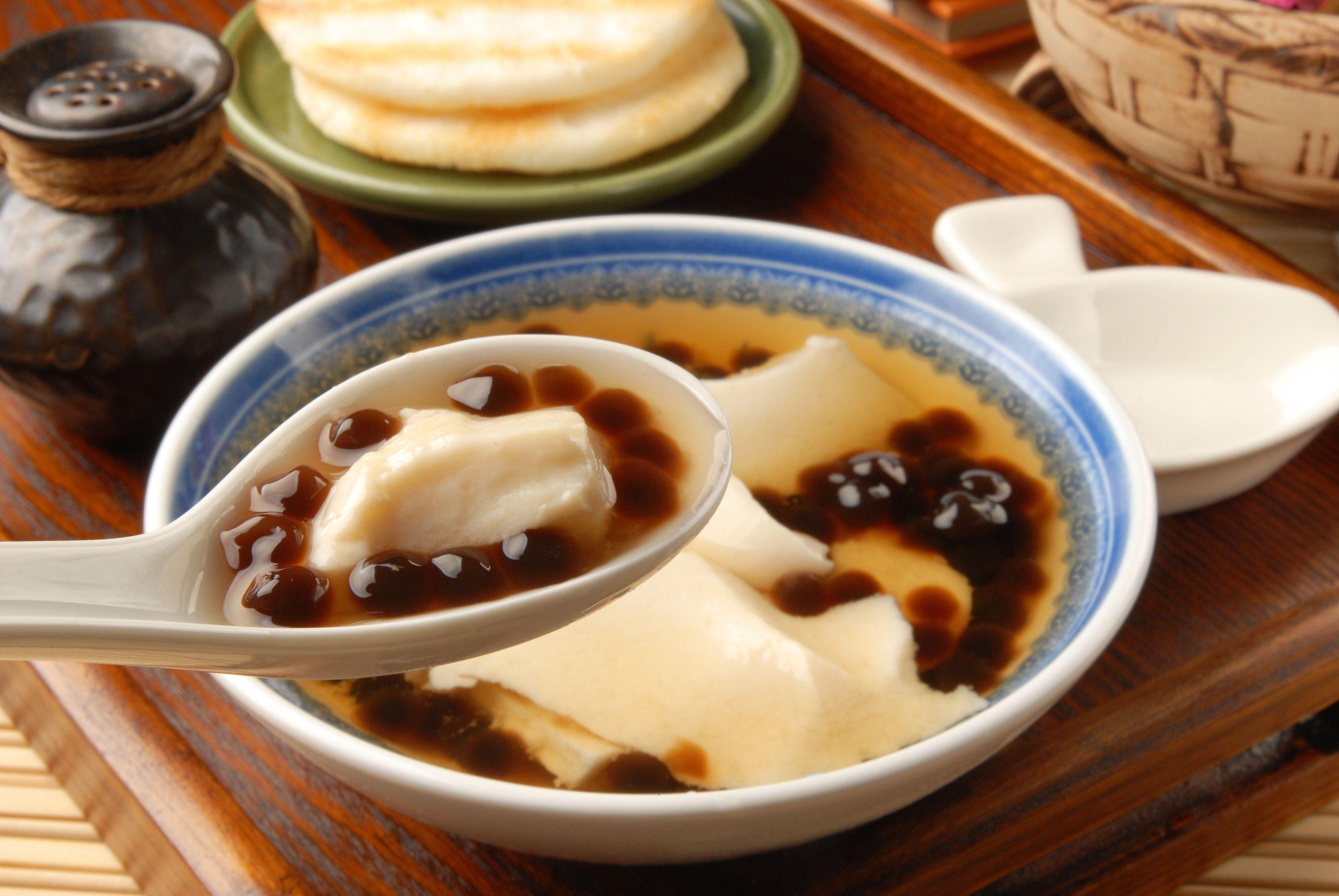 Vegan chinese recipe tofu pudding 12 tomatoes for Asian cuisine desserts
