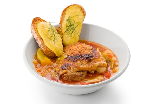 French Stew Recipe: Chicken Bouillabaisse