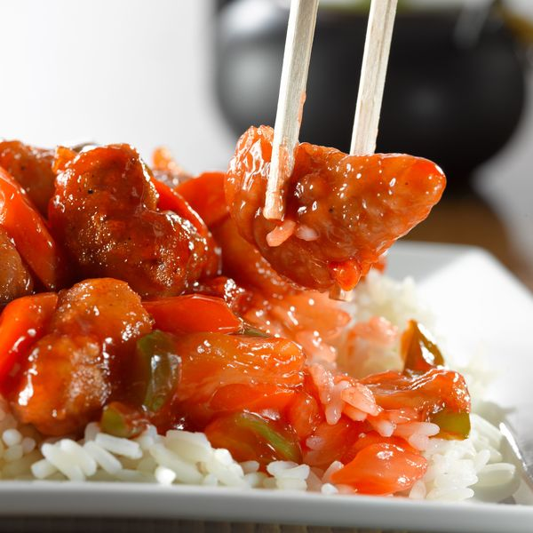 Making everyones favorite chinese dish at home is easier than i chinese recipe sweet and sour pork forumfinder Images