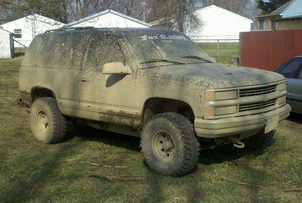 muddy tahoe