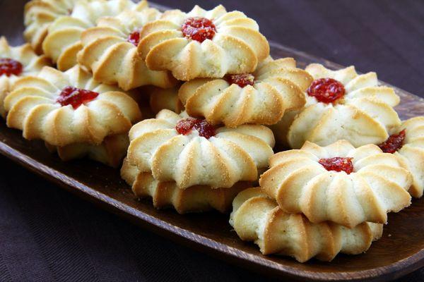 recipe: thumbprint cookies recipes [27]