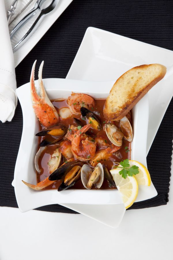Soup Recipe: Cioppino Stew