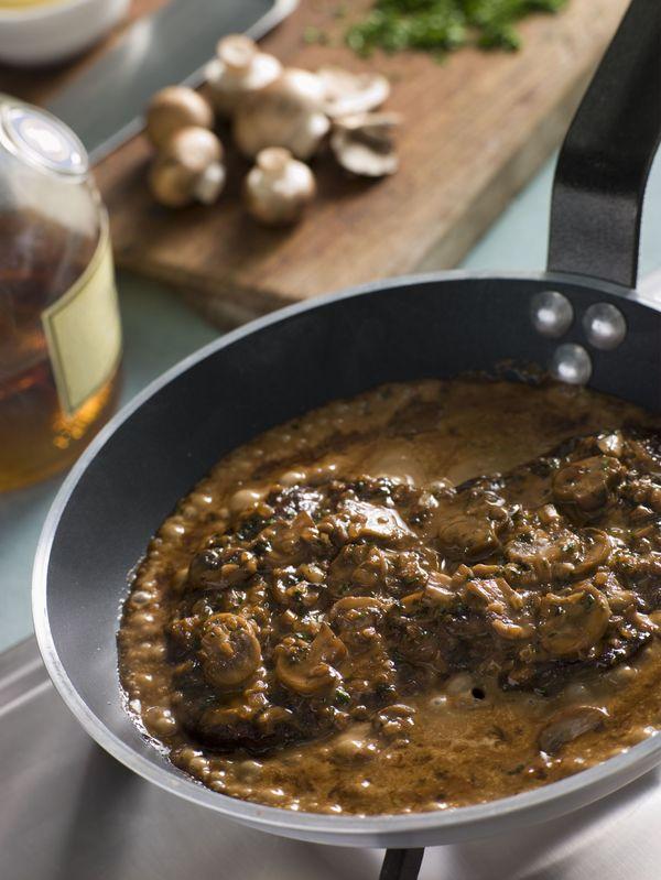 how to make diane sauce