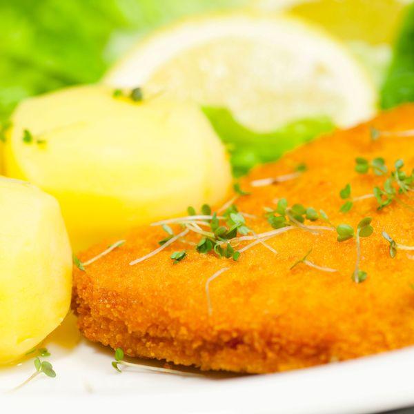 Classic German Recipe: Pork Schnitzel