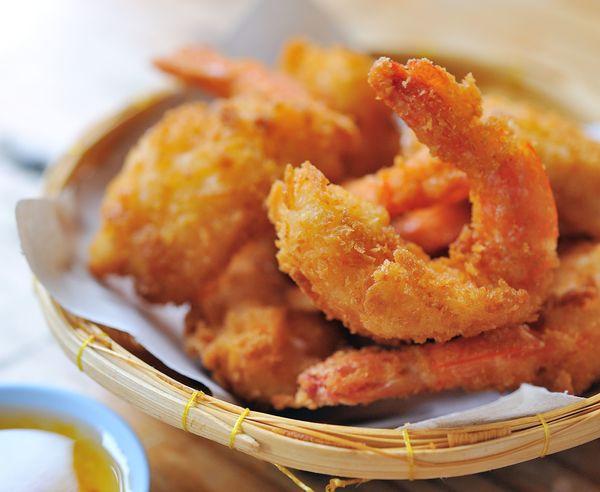 Appetizer Recipe: Fried Shrimp