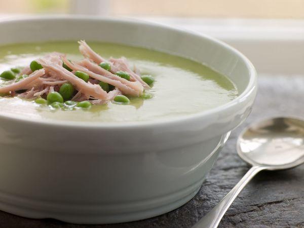 Soup Recipe: Split Pea with Ham