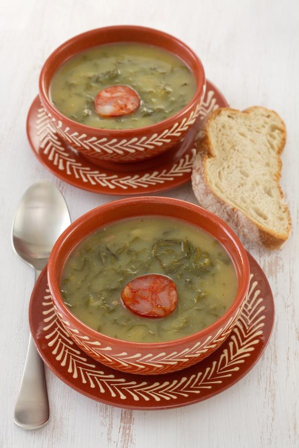 Portuguese Soup Recipe: Caldo Verde