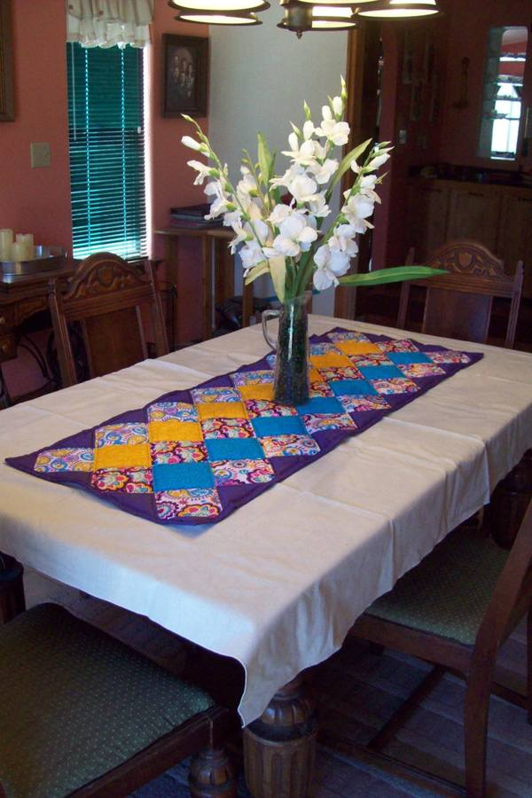 Easter Banners And A Table Runner 24 Blocks