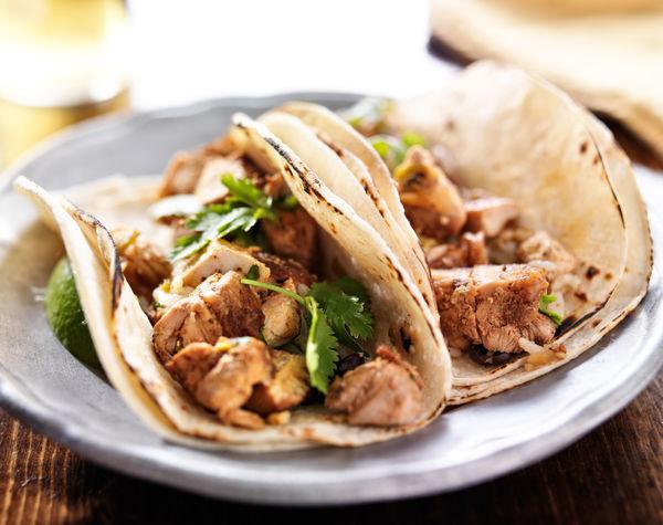 Tasty Grill Recipe:  Chicken Tacos