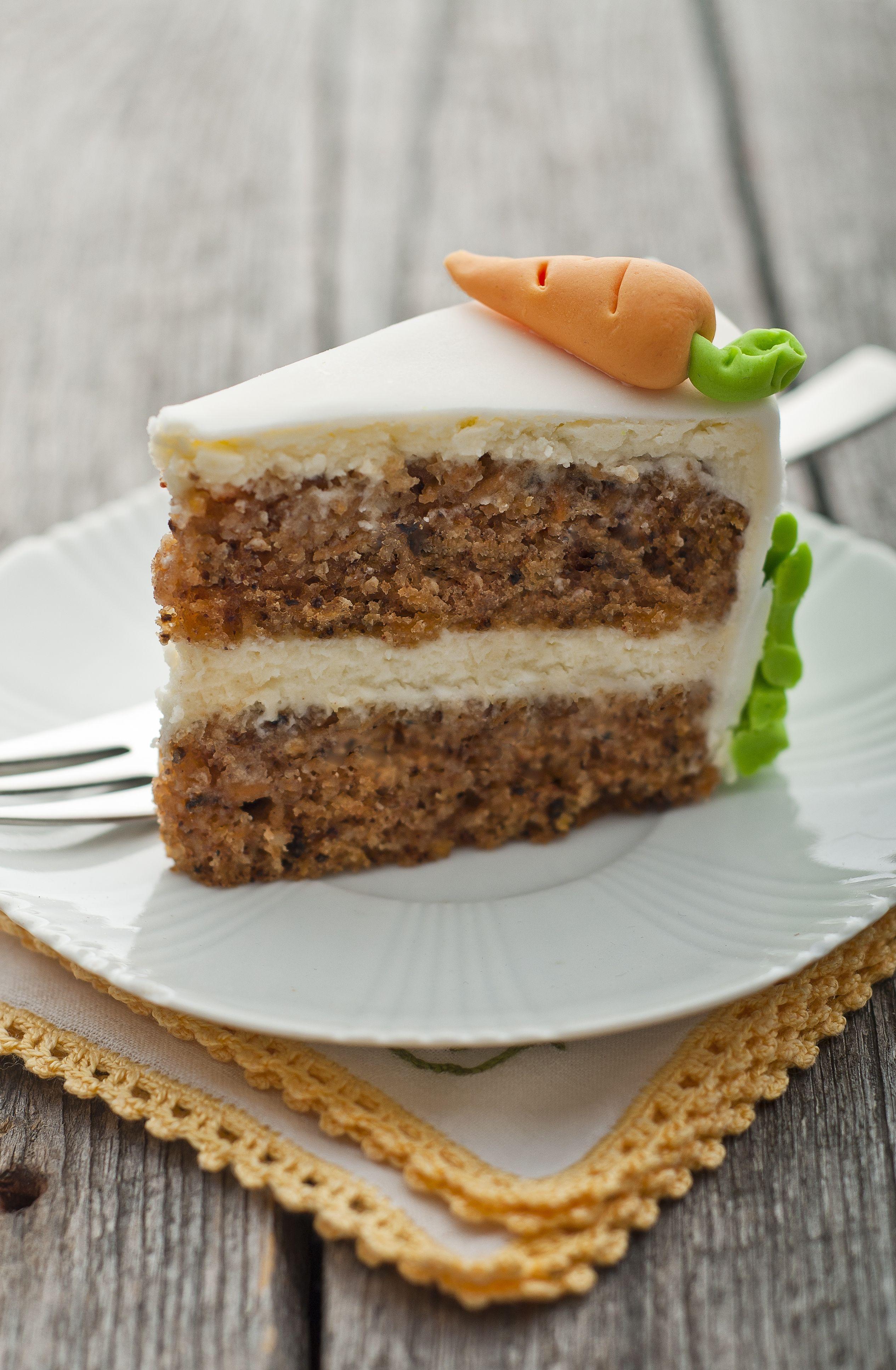 Classic Dessert Recipe: Carrot Cake - 12 Tomatoes