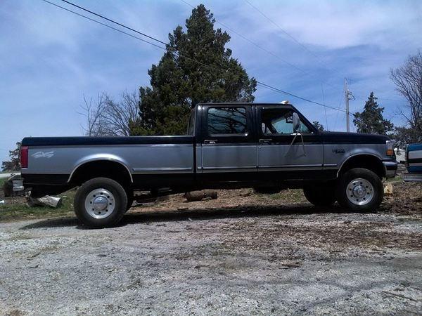 1997 truck
