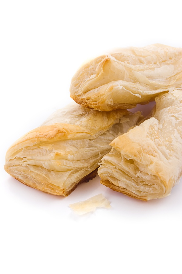 Dough Recipe: Simple Puff Pastry