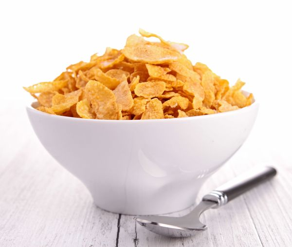 Homemade Healthy Alternative: Corn Flakes