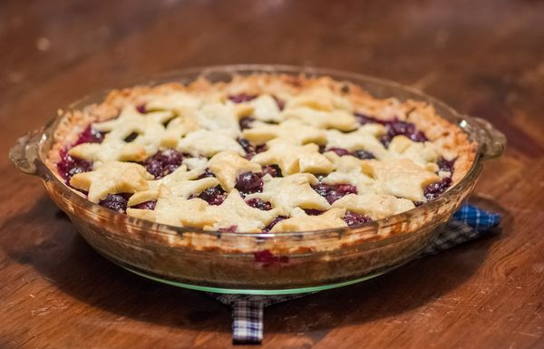 Dessert Recipe: Blackberry Pie