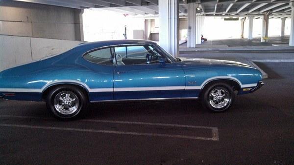 1972 oldsmobile