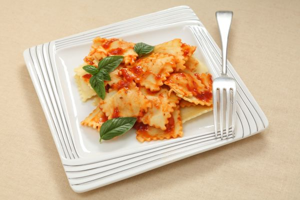 Italian Recipe: Three Cheese Ravioli