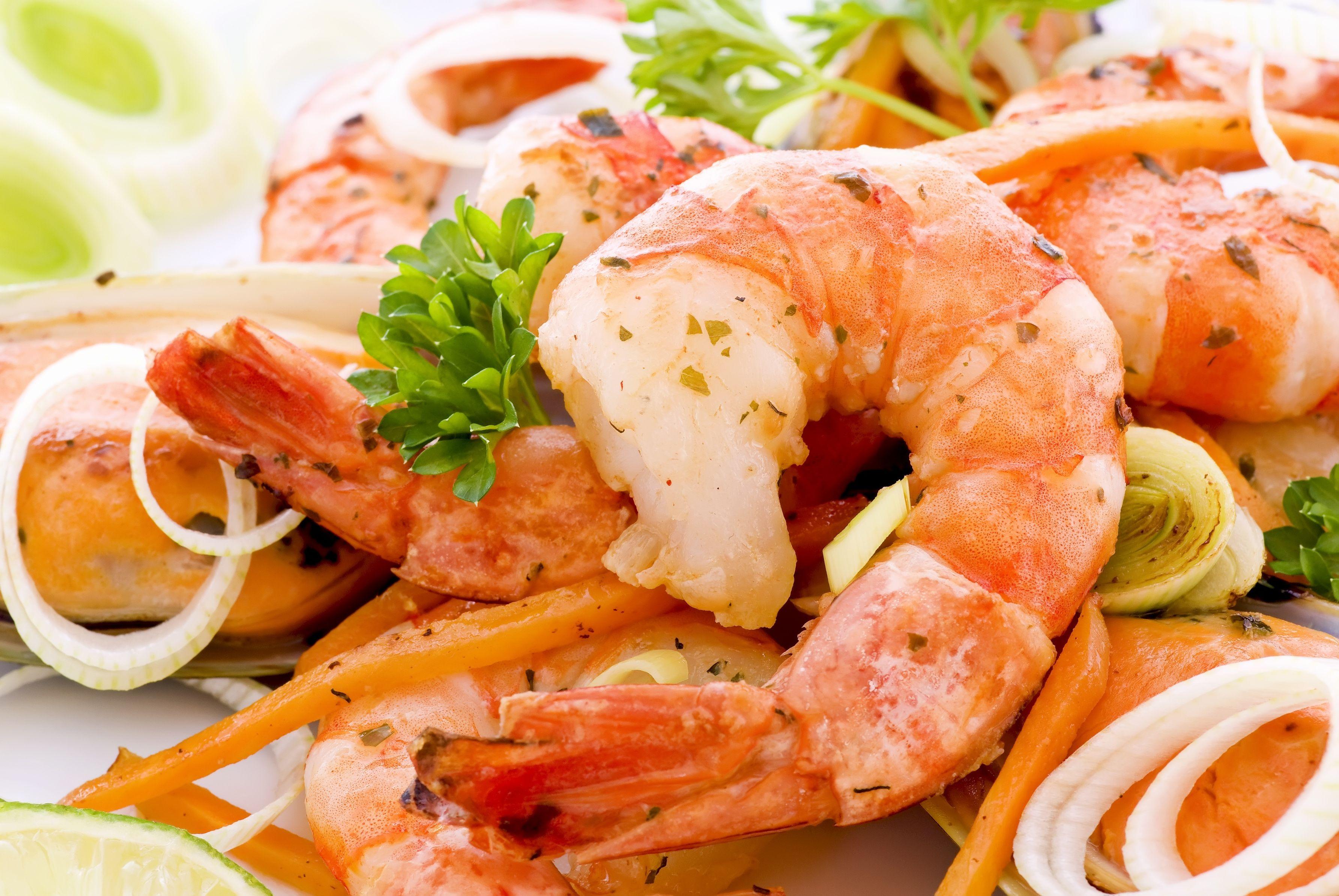 Simple Seafood Recipe: Shrimp Scampi - 12 Tomatoes
