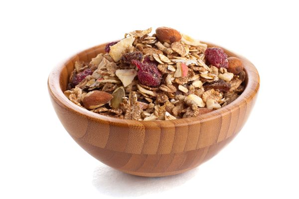 Quick & Healthy Recipe: Simple Muesli