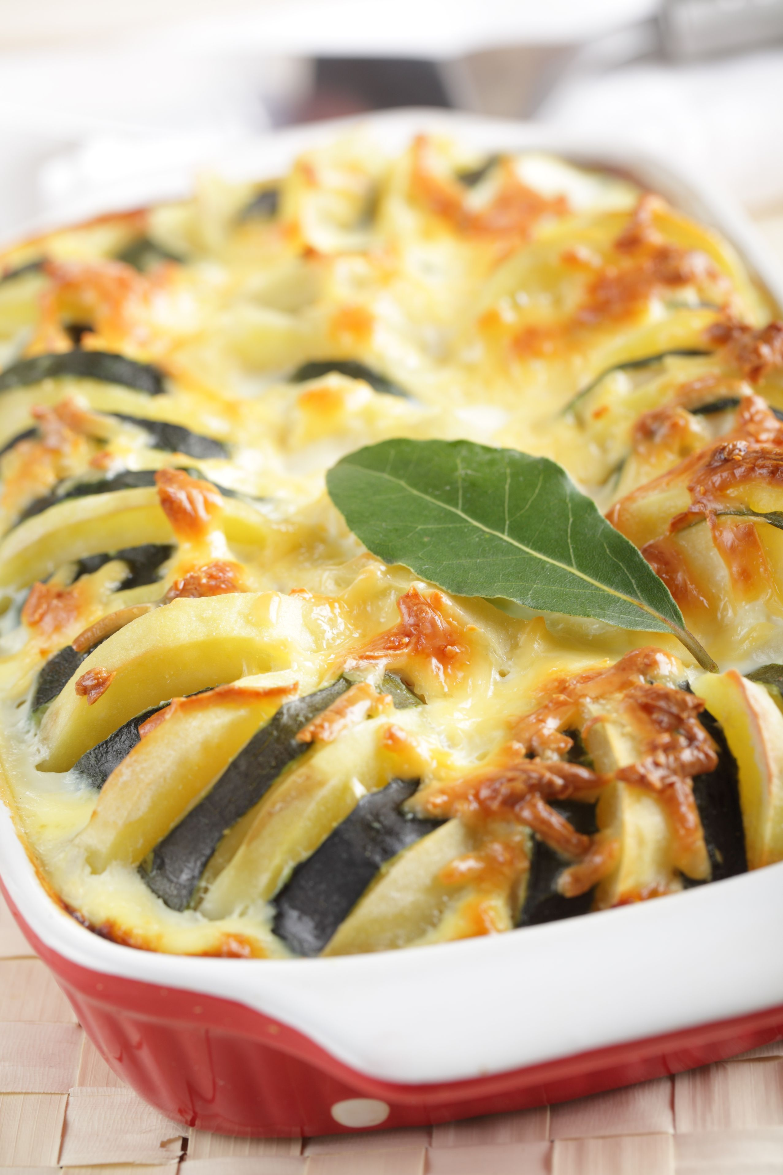 Casserole Recipe: Summer Vegetable Tian - 12 Tomatoes
