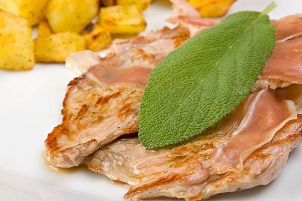 Italian Recipe: Saltimbocca alla Romana