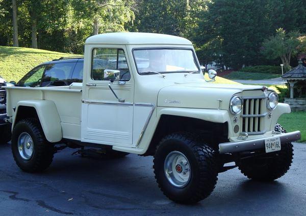 1962 truck